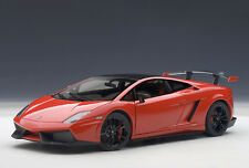Lamborghini Gallardo Lp570 SUPERTROFEO STRADALE Red 1 18 AUTOart