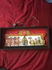 Javanese Shadow Puppets Diarama Made In Indonesia