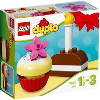 LEGO DUPLO 10850 LE MIE PRIME TORTE DI COMPLEANNO PICCOLI PASTICCERI COSTRUZIONI