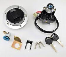 New Ignition Switch Gas Seat Lock Key For SUZUKI Katana 600/750 GSX600F GSX750F