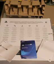 Sony playstation 4 pro Empty Inner Box + Booklets Etc  good order BOX ONLY
