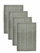 (4) Kenmore Sears EF 1 Pleated Vacuum HEPA Filter w/activated Charcoal, 86899 Pr