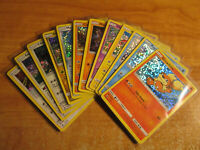 NM COMPLETE Pokemon 2018 MCDONALDS Card PROMO Set/12 Holo COLLECTION McDonald's