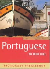 (Good)-The Rough Guide to Portuguese (A Dictionary Phrasebook) (Paperback)-Lexus