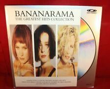 Laserdisc E * Bananarama * Greatest Hits Collection