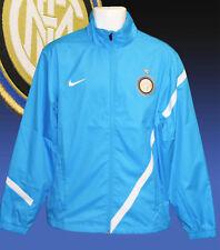 Neuf Nike Rester au Chaud Inter Milan FC Football Survêtements Veste Turquoise M