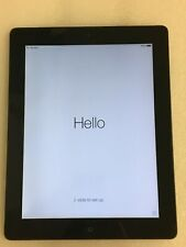 iPad 2 Wi-Fi 3G 32GB Black with new cover included ; Model A1396  ;