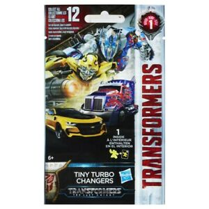 BRAND NEW TRANSFORMERS TINY TURBO CHANGERS SERIES 1 BLIND BAG C0882