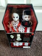 Ldd living dead dolls Exclusive * Sinister Minister and Bad Habit * white red