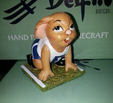 Pendelfin Bunny Rabbit Figurine Figure - Brendan Running A Race - New