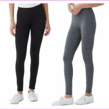 434d673d544 SPLENDID Ladies Elastic waist French Terry Leggings