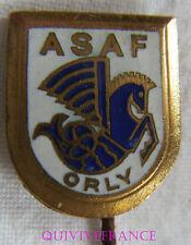 BG5569 - INSIGNE AMICALE SPORTIVE AIR FRANCE ORLY ASAF FOOTBALL