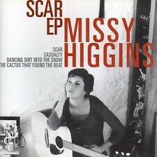 MISSY HIGGINS - SCAR CD EP 2004