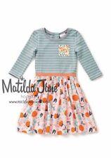 NWT Matilda Jane 435 Tween Size 8 Joanna Gaines Fresh Squeezed Dress New