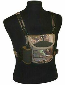 Horn Hunter Bino Hub LARGE Bag w/ X-Out Harness Rangefinder Binoculars Bag