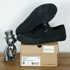 Huf Worldwide Footwear Skate Schuhe Shoes Classic Lo Black Waxed Canvas 12/45,5