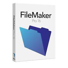 FileMaker Pro 16 Advanced Mac OS