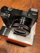 Sony alpha a6000 Camera Body & Lens Excellent++++