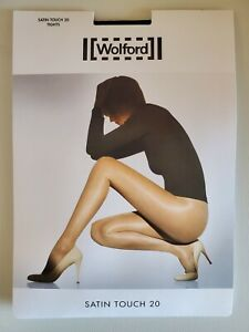 Wolford Womens Satin Touch 20 Sheer Tights