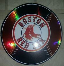 L@@K AWESOME!!! Boston (STRONG!) Red Sox OFFICIAL MLB sticker VERY NICE!!!