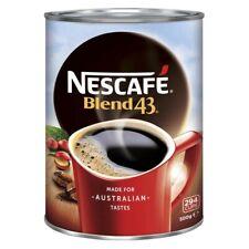 Nescafe Australian Taste High Quality Blend 43 Instant Coffee Powder 500g