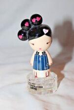 Harajuku Lovers LOVE .3 fl oz Gwen Stefani EDP Spray 1/3 full Collectible Bottle