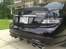 Mercedes Benz Vorsteiner Style Carbon Fieber Trunk Spoiler FÜR W204/W204 LCI C63
