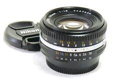 Nikon 50mm f/1.8 Nikkor AIS Pancake lens MINT-