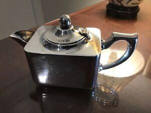 Vintage Antique Silver EPNS Teapot