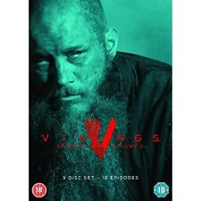 Vikings Season 4 - Volume 2 (2017) DVD
