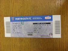 16/04/2013 Ticket: Portsmouth v ÍBV Vestmannaeyjar [Friendly] . Thanks for viewi