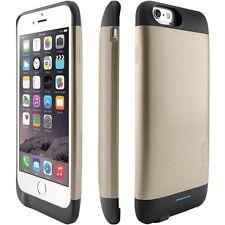 Ibattz IB-RV6-GLD-V1 Mojo Refuel Invictus Battery Case for iPhone 6/6s, Gold