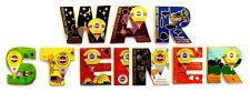 WARSTEINER BALLON Pin / Pins - SCHRIFTZUG / 10 PINS!!!!!!!!!