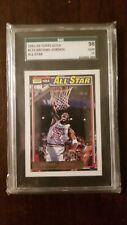 1992-93 Topps Gold Michael Jordan NBA All-Star #115 SGC 98 10 GEM BULLS