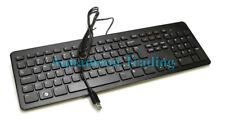 New 6XF7X Genuine Dell KB213 USB Wired Multimedia Keyboard 104 CANADIAN-MU/ML