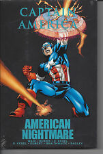 Captain America American Nightmare HC (2011 Marvel) Premiere Edition SEALED NM