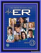 ER COMPLETE SEASON 13 - THIRTEENTH SEASON *BRAND NEW DVD*