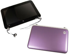 HP Mini 210 Purple Back 10.1 LCD Screen New 654202-001