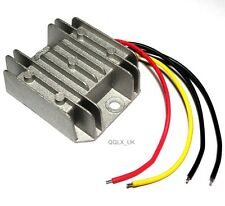 Step Down Voltage Regulator DC 12/24V to 5V/5A/25W Buck Converter Module waterpr