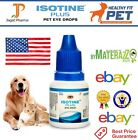 NEW OFFICIAL DOG/CAT Eye Drops Ayurveda Herbals Treat Glaucoma Cataract