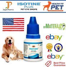 NEW BESTSELLER DOG/CAT Eye Drops Ayurveda Herbal Treat Glaucoma CATARACT DRY EYE