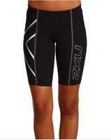 2XU Womens Black Compression Shorts Sz M 8918