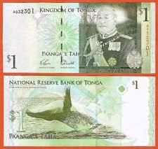 P37 Tonga 1 paanga 2008 UNC