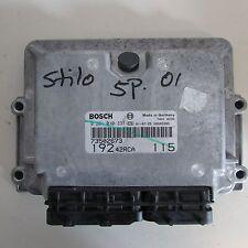 Centralina motore ECU 0281010337 Fiat Stilo 2001-2010 usata (12548 16-4-D-3)