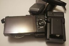 Excellent Sony Alpha NEX-5R 16.1MP Digital Camera Black (Body Only)flash charger