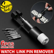 Premium Watchmakers Band Link Pin Remover Adjuster Resizer Watch Repair tool Kit