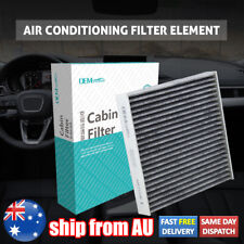 Car Pollen Cabin Air Filter For Honda Jazz CR-Z CR-V HR-V City Fit 80292-TF0-G01