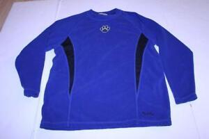 Youth Kentucky Wildcats XL Fleece Pullover Jacket Sweatshirt (Royal Blue) Boomba
