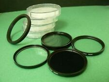 BK 4.Filter+Adapter Ring 49mm ND PL UV Lens For Fujifilm Fuji X100F Camera