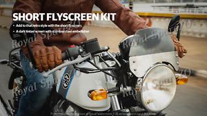 Royal Enfield Short Fly screen Kit For Interceptor 650 & Continental GT 650